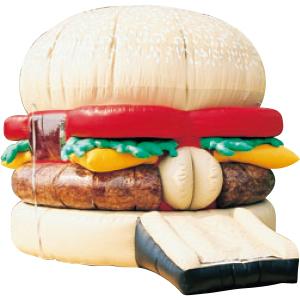 USフワフワ(ハンバーガー)
