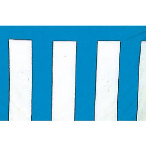 青白幕 180×540cm