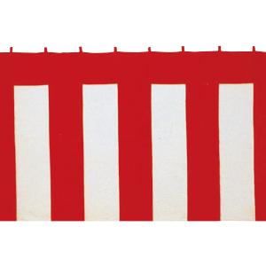紅白幕 90×900cm