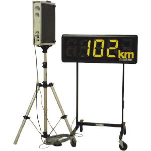 スポーツガン測定器