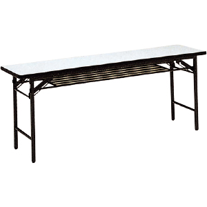 長方形テーブル(白)・シングル